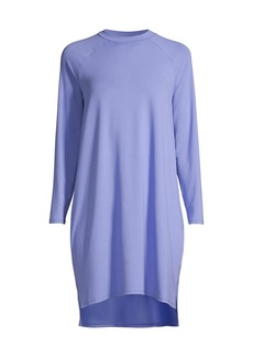 Eileen Fisher Raglan T-Shirt Dress