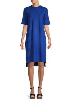 Eileen Fisher Rib-Textured Dress