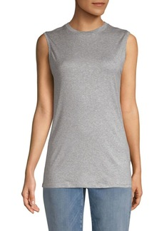 Eileen Fisher Ribbed Muscle Tank