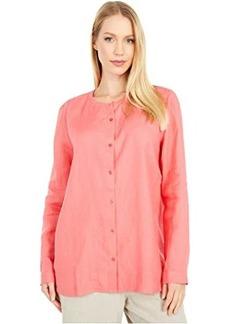 Eileen Fisher Round Neck Shirt
