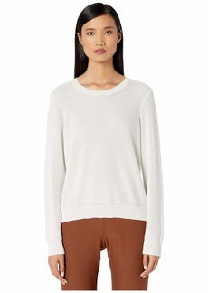 Eileen Fisher Round Neck Top