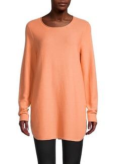 Eileen Fisher Roundneck Cotton Top