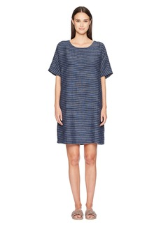 Eileen Fisher Scoop Neck Tunic Dress