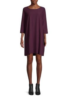 Eileen Fisher Scoop T-Shirt Dress