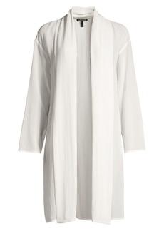 Eileen Fisher Sheer Kimono Jacket