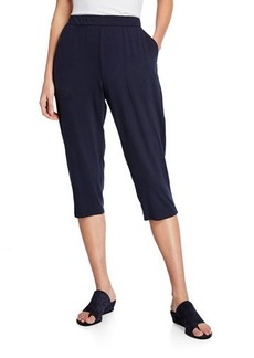 Eileen Fisher Slouchy Jersey Pants