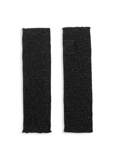 Eileen Fisher Sparkle Merino Wool-Blend Glovelettes