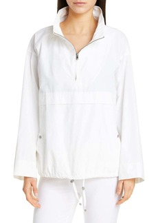 Eileen Fisher Stand Collar Anorak