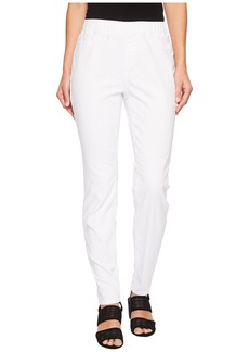 Eileen Fisher Stretch Organic Cotton Denim Skinny Pants