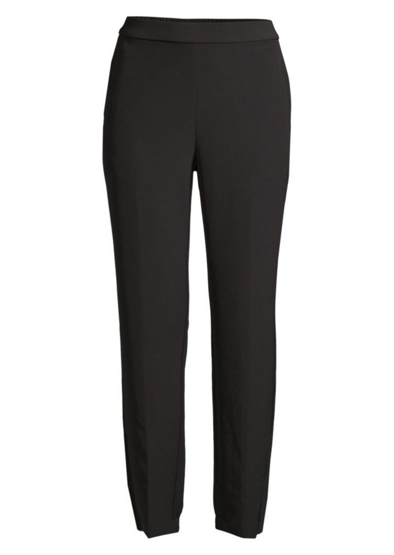 Eileen Fisher Stretch Recycled Polyester Track Pants