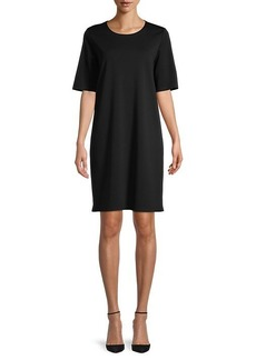 Eileen Fisher Stretch Shift Dress