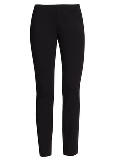 Eileen Fisher System Slim Stretch Ponte Pants