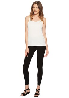 Eileen Fisher System Viscose Jersey Leggings