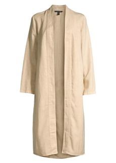 Eileen Fisher Tencel Linen Kimono Jacket