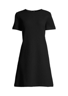 Eileen Fisher Tonal Texture Dress