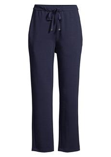 Eileen Fisher Travel Drawstring Ponte Pants