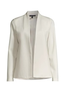 Eileen Fisher Travel Flex Ponte Jacket