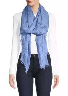 Eileen Fisher Two-Tone Ink Scarf