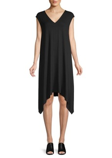 Eileen Fisher V-Neck Dress