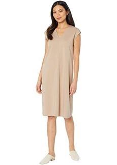 Eileen Fisher V-Neck Dress