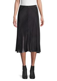 Eileen Fisher Velvet Skirt