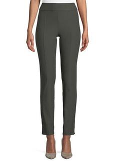Eileen Fisher Washable Crepe Slim-Leg Pants