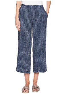 Eileen Fisher Wide Cropped Leg Pants