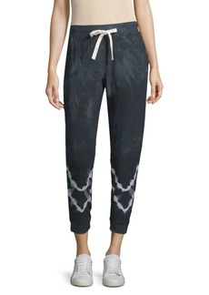 Electric Abbot Kinney Cropped Sweat Pants
