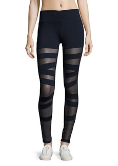 Electric Ballerina Ankle-Length Leggings