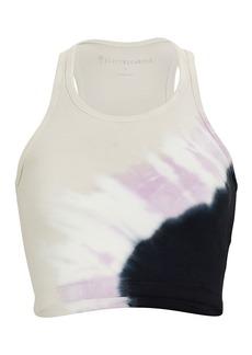 Electric Bella Tie-Dye Cotton Bralette