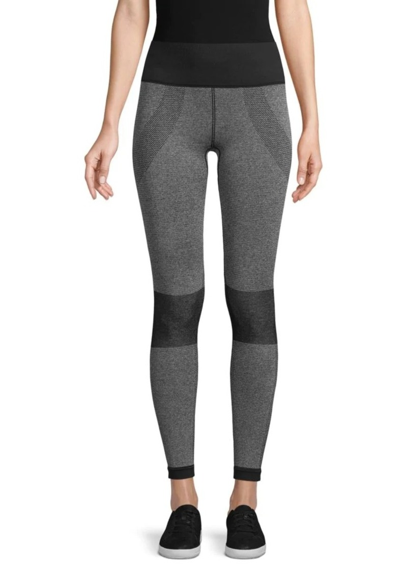 Electric Colorblock Pull-On Leggings