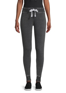 Electric Cotton-Blend Pull-On Sweatpants