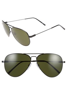 ELECTRIC 'AV1 XL' 62mm Aviator Sunglasses