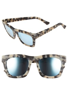 ELECTRIC 'Crasher' 53mm Retro Sunglasses