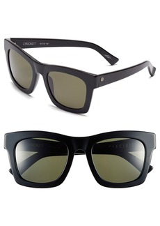 ELECTRIC 'Crasher' 54mm Retro Sunglasses