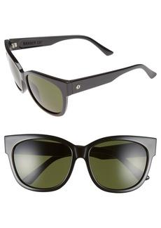 ELECTRIC 'Danger Cat' 58mm Retro Sunglasses