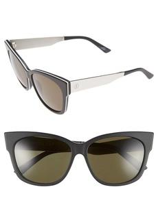 ELECTRIC 'Danger Cat LX' 59mm Cat Eye Sunglasses