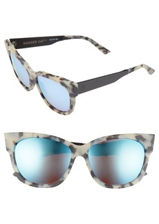 ELECTRIC 'Danger Cat LX' 59mm Cat Eye Sunglasses