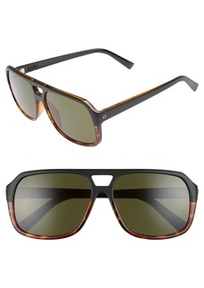 ELECTRIC Dude 58mm Sunglasses