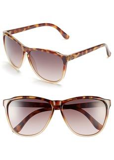 ELECTRIC 'Encelia' 66mm Retro Sunglasses