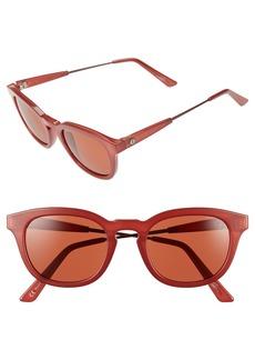 ELECTRIC 'La Txoko' 51mm Retro Sunglasses