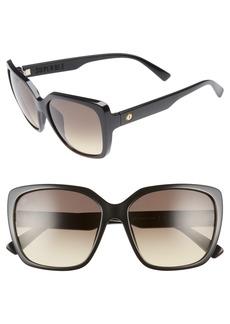 Electric Super Bee 56mm Square Sunglasses