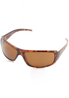 Electric Visual Charge Tortoise/Polarized Bronze Sunglasses