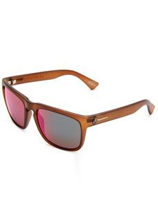 Electric Visual Knoxville /OHM Grey Plasma Chrome Sunglasses