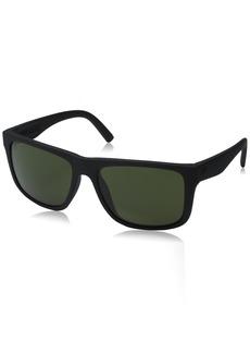 Electric Visual Swingarm XL Matte Black/OHM Grey Sunglasses