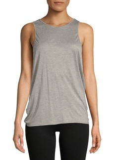 Electric Crossover Tank Top