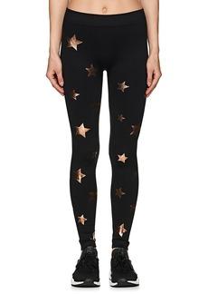 Electric Yoga Women's Dazzle Star-Print Leggings