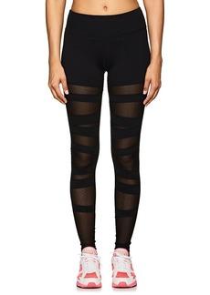 Electric Yoga Women's Mesh-Inset Jersey Leggings