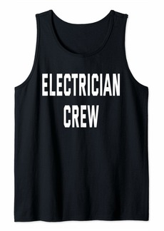 Electrician Crew Tank Top