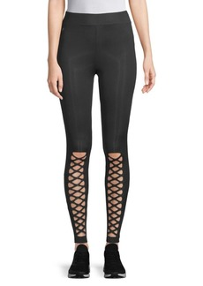 Electric Fenced Active Leggings